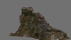 mount mountain model
