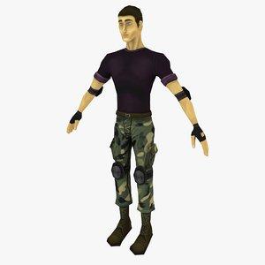 character games model