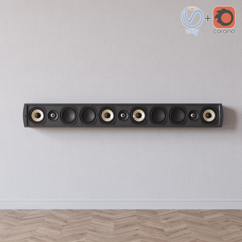 3D psb speakers imagine w3 model