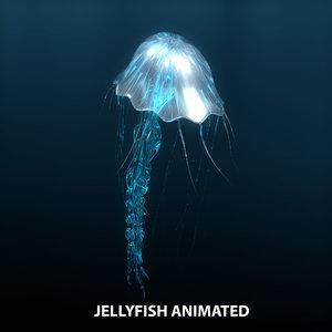 jellyfish animations model