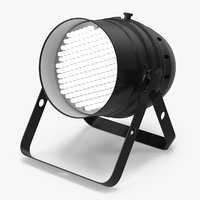 3D theatre stage light 02