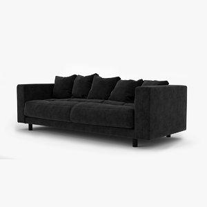 sofa-101 3D model