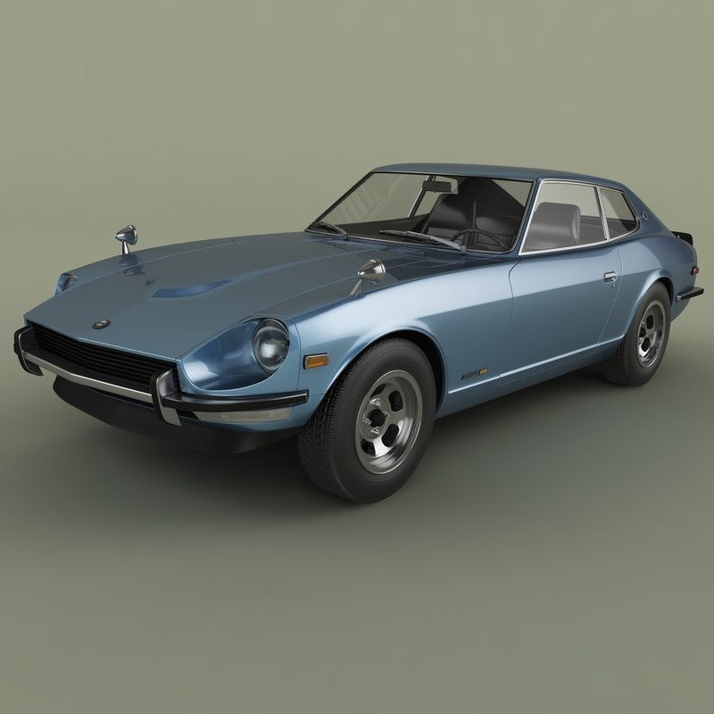 1974 datsun 260z 2 model