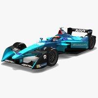 nextev nio sport 003 3D model
