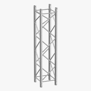 stage trusses column 01 3D model