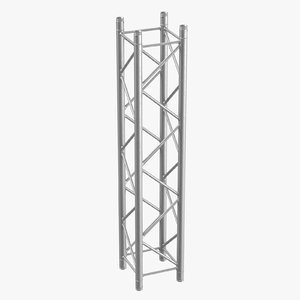 3D stage trusses column 02