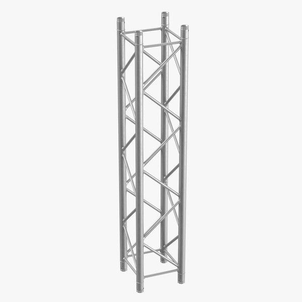 3D stage trusses column 02