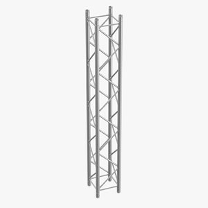 stage trusses column 03 3D