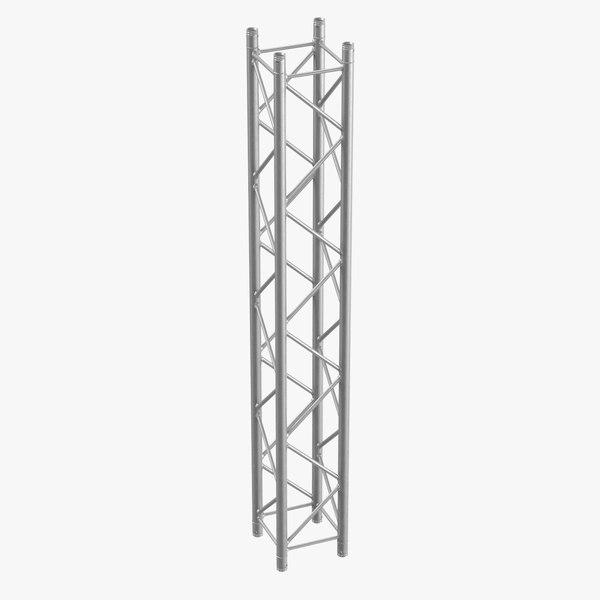 stage trusses column 03 3D