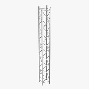 3D stage trusses column 04 model