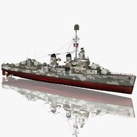 uss fletcher class destroyer model