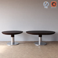 diva table potocco 3D model