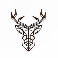 Wall Art - Deer Head Wall decoration
