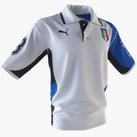 3D polo shirt