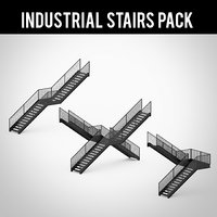 Industrial_Stairs_PACK