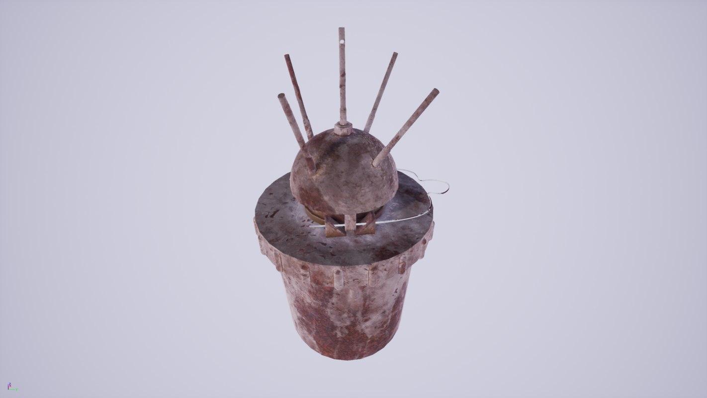 3D valmara 69 landmine