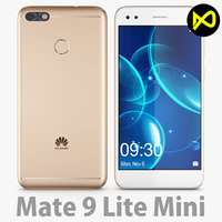 Huawei Mate 9 Lite Mini Gold