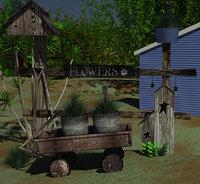 scene nature model