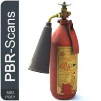 extinguisher midl pbr model