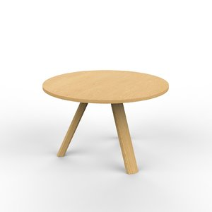 3D plateau table
