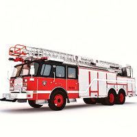 Aerial Ladder Truck