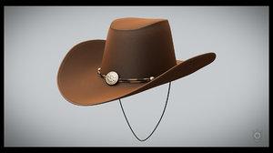 cowboy hat model
