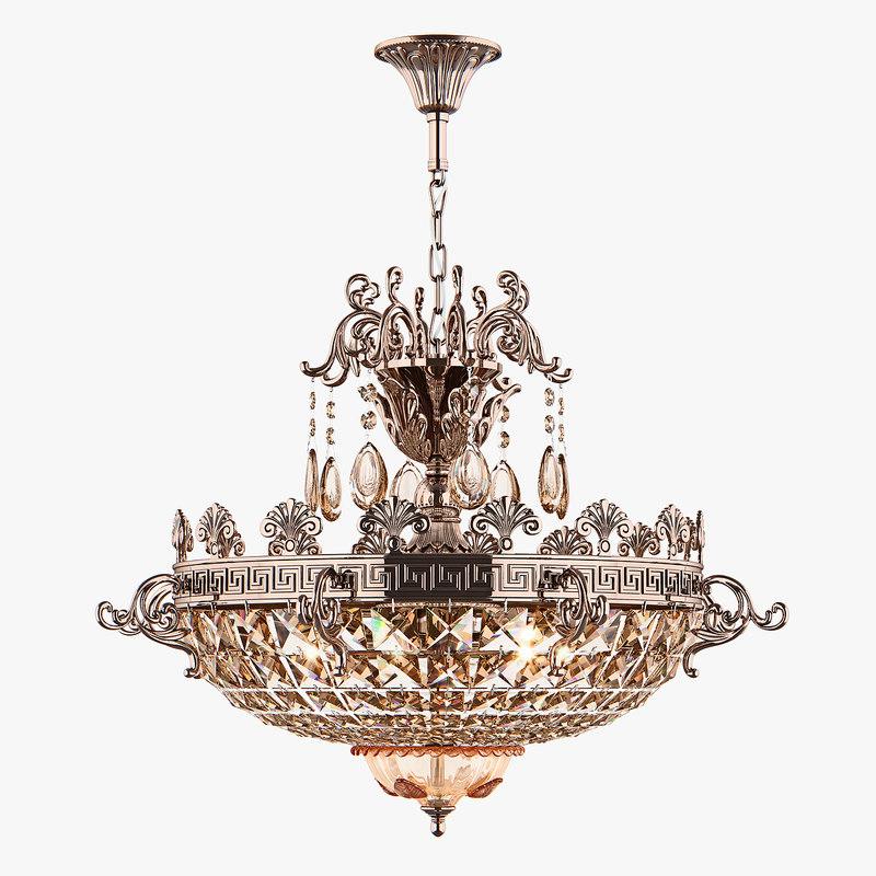 chandelier md 89320-6 osgona 3D model