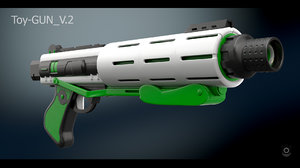 toy gun 2 model