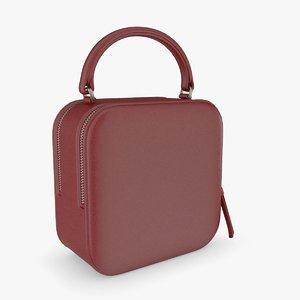 bag suitcase 3D model
