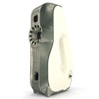 3D model eva scanner