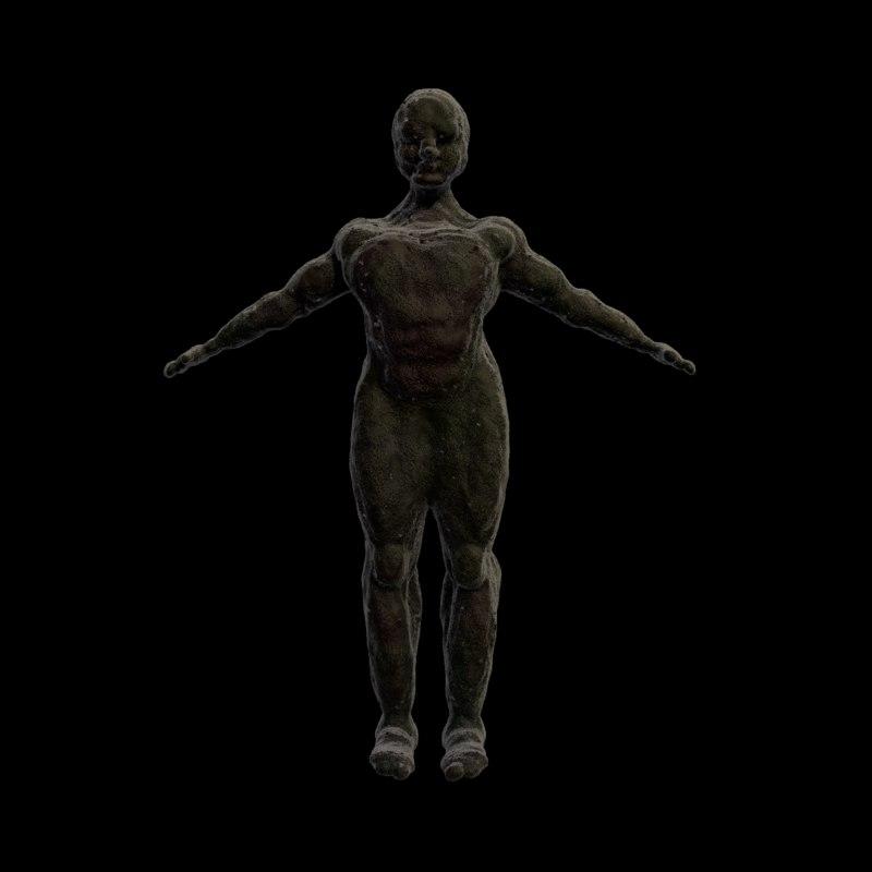 metaball 3D model