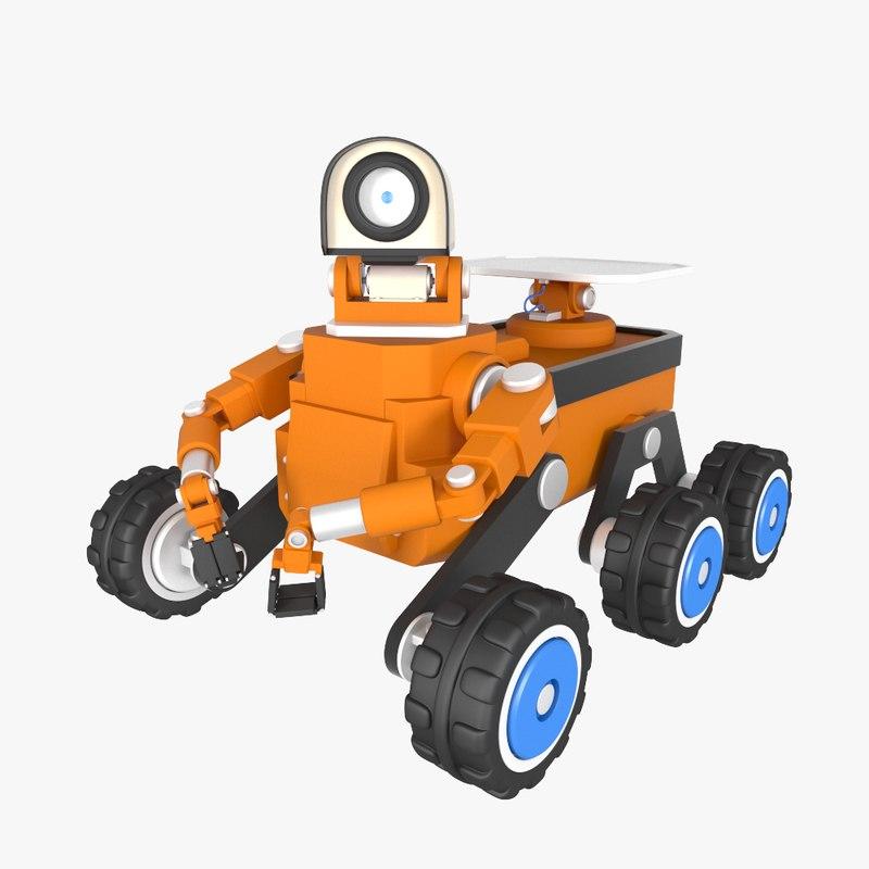 rover model