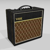 vox pathfinder 15r guitar model