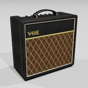 vox pathfinder 15r guitar model
