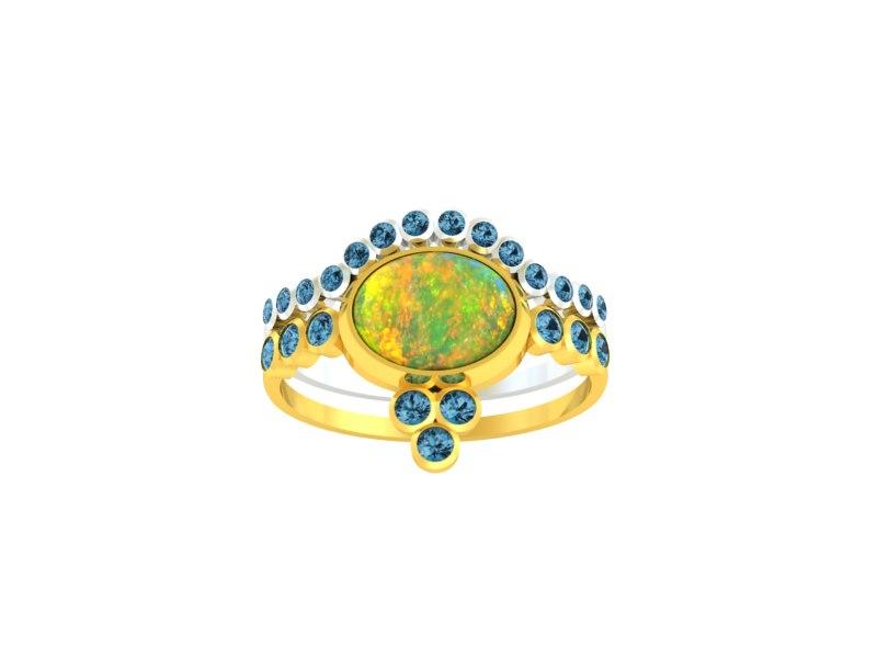 ring opal model