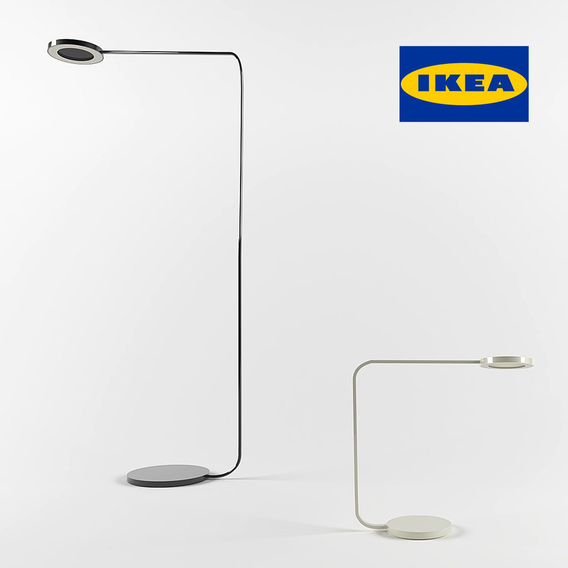 ikea ypperlig 3D model