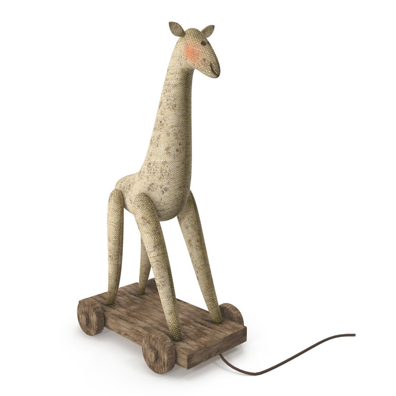 3D sheep toy