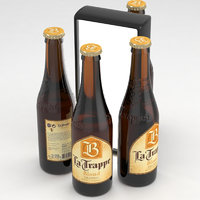 beer trappist 3D model