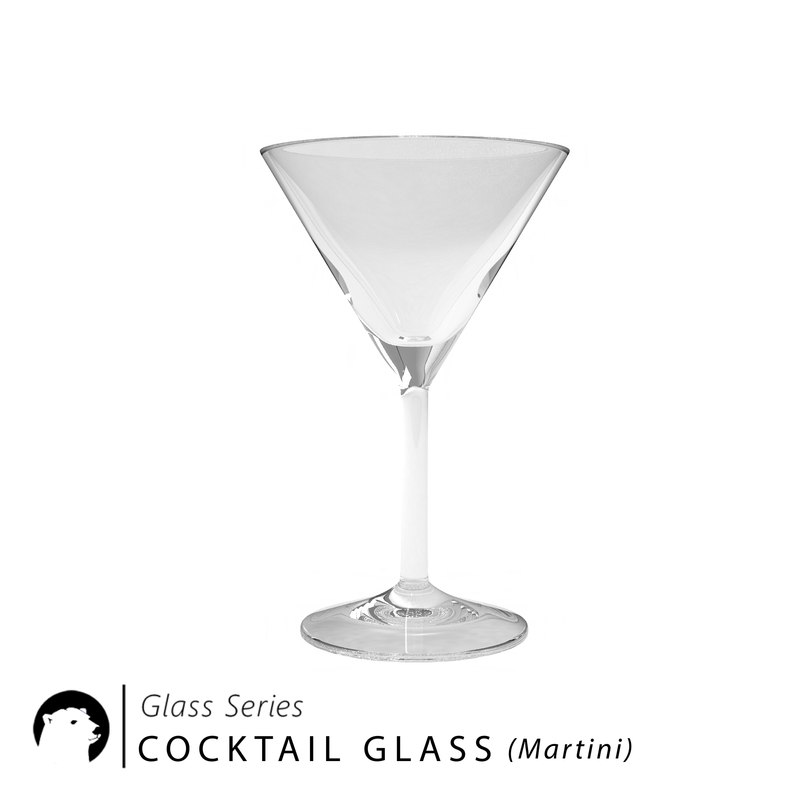 cocktail glass 3D model