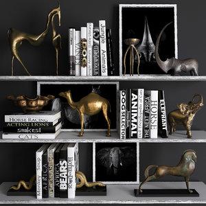 3D decorative set 21