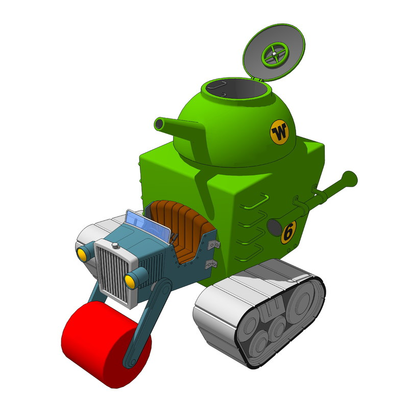 army surplus model