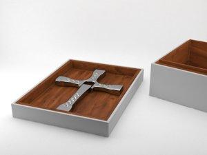 toretto s cross 3D model