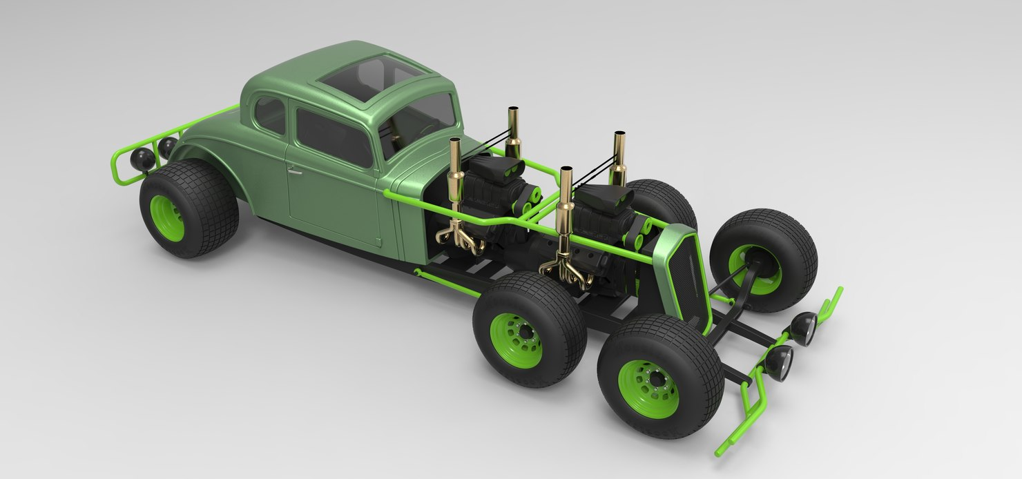 3D model