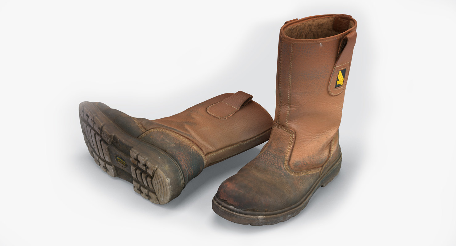 rigger boots builders model