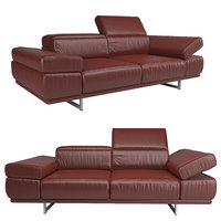 sofa natuzzi 3D