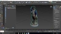 sculture 3D