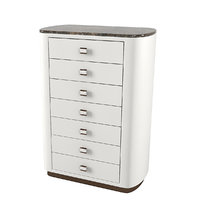 damasse rugiano commode 3D