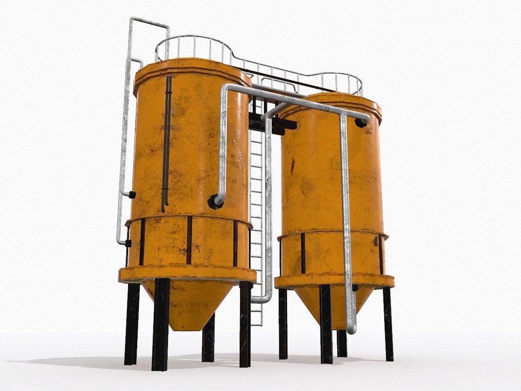 pbr metalness 3D model