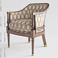 3D kindel george bright chair