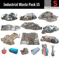 Industrial  Wastes Pack 15
